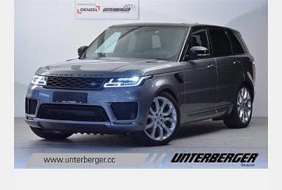 Land Rover Range Rover Sport bei fahrzeuge.denzel-unterberger.landrover-vertragspartner.at in