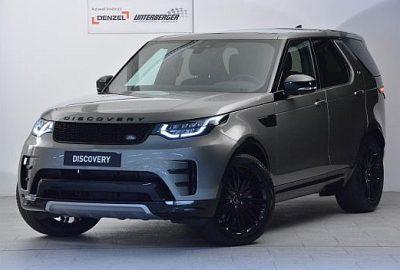 Land Rover Discovery bei fahrzeuge.denzel-unterberger.landrover-vertragspartner.at in