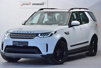 Land Rover Discovery 5 2,0 SD4 HSE AT RFK el. Sitze bei fahrzeuge.denzel-unterberger.landrover-vertragspartner.at in